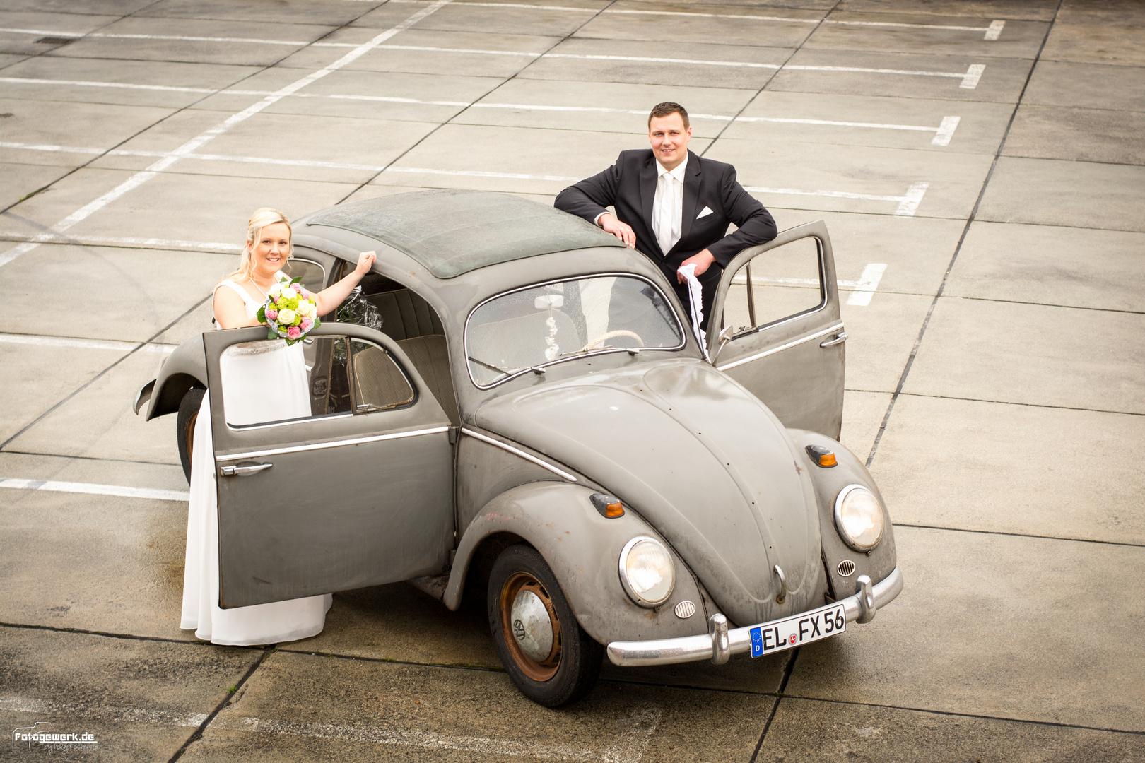 Hochzeit_Brautwagen