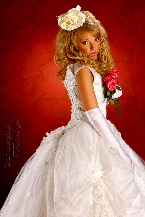 Hochzeits-Barbie