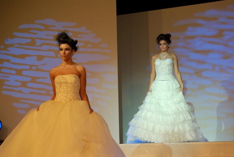 Hochzeits Modeschau