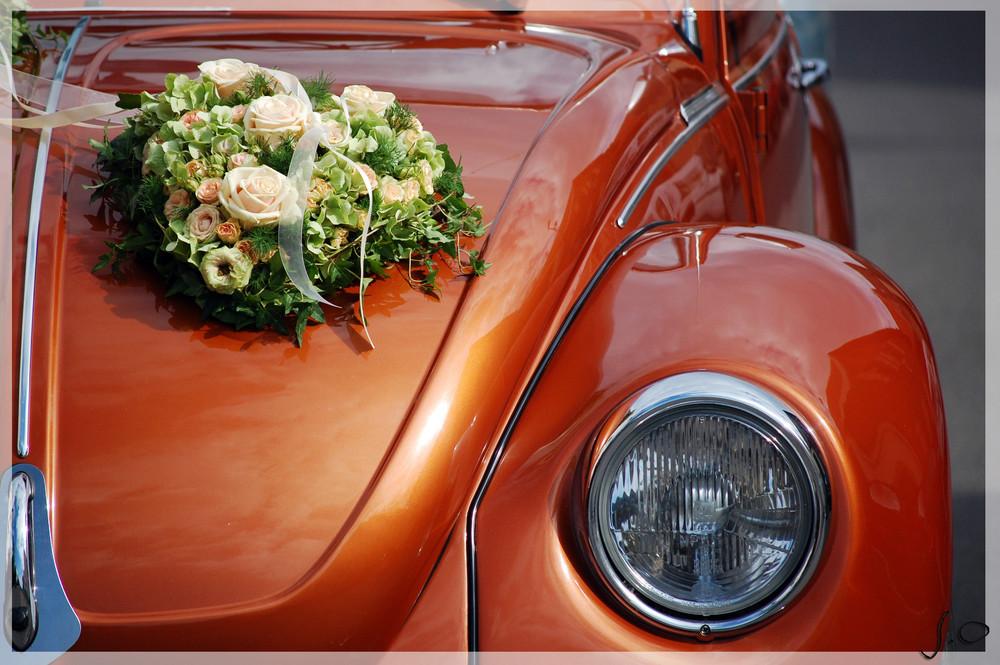 Hochzeits VW