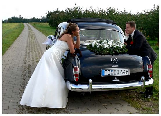 Hochzeitsauto 2