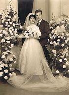 Hochzeitsbild - 1961