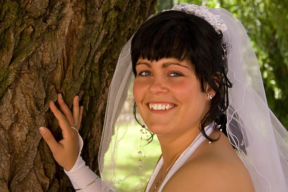 Hochzeitsbraut