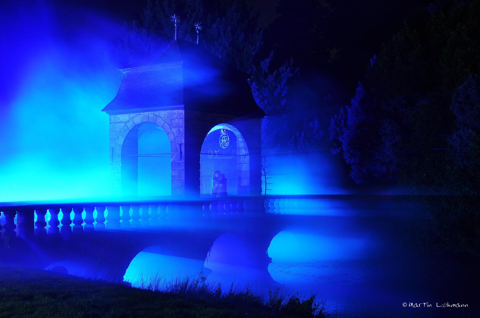 Hochzeitsbrücke Schloss Dyck