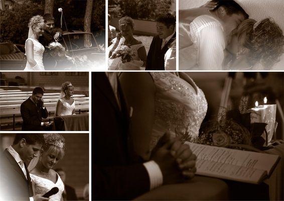 ...: HochzeitsCollage :...