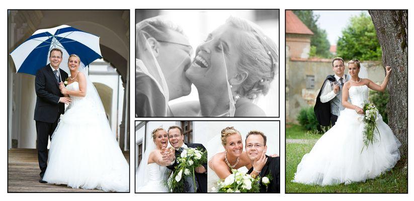 Hochzeitscollage III