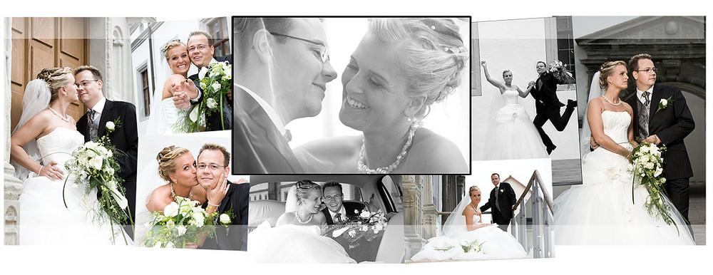 Hochzeitscollage IV