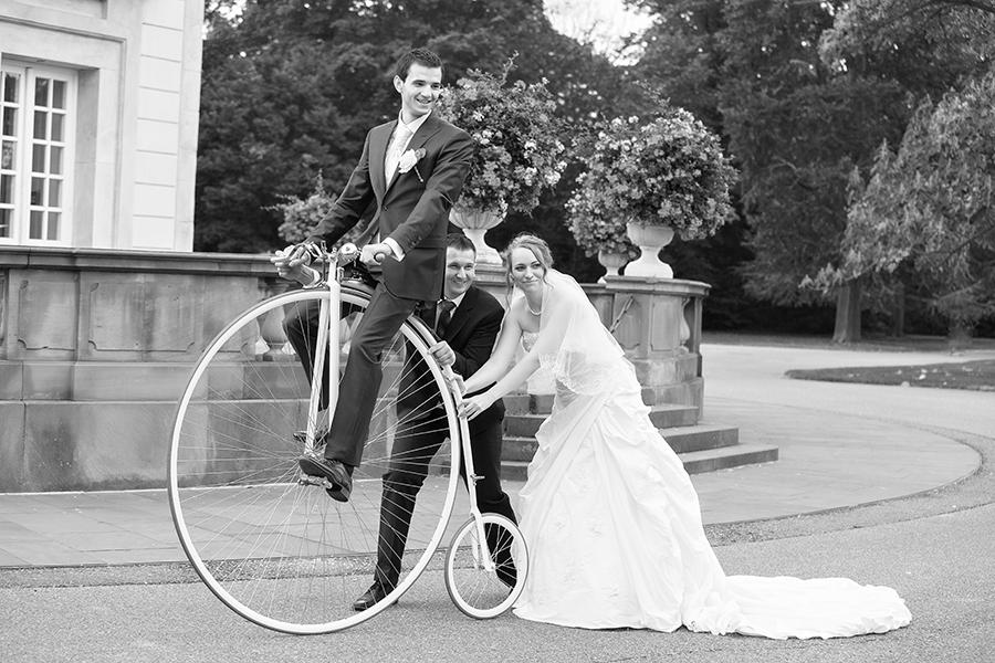 Hochzeitsfoto in Karlsruhe