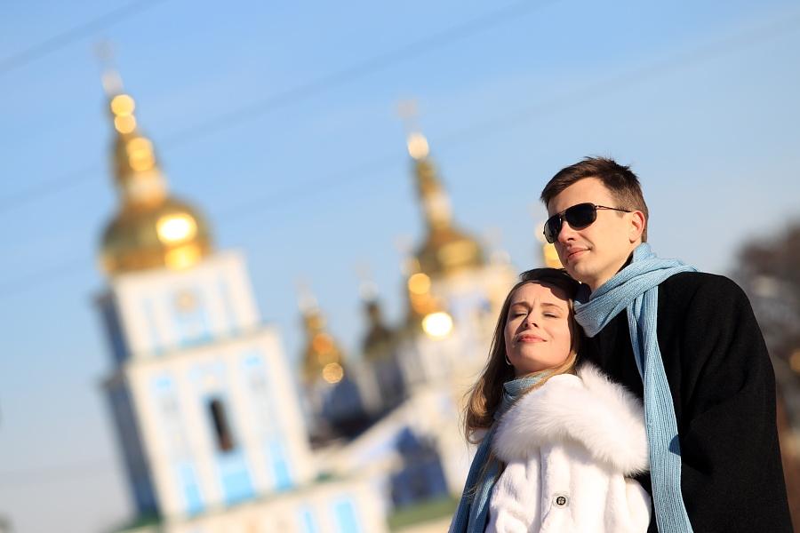Hochzeitsfotograf in Kiev