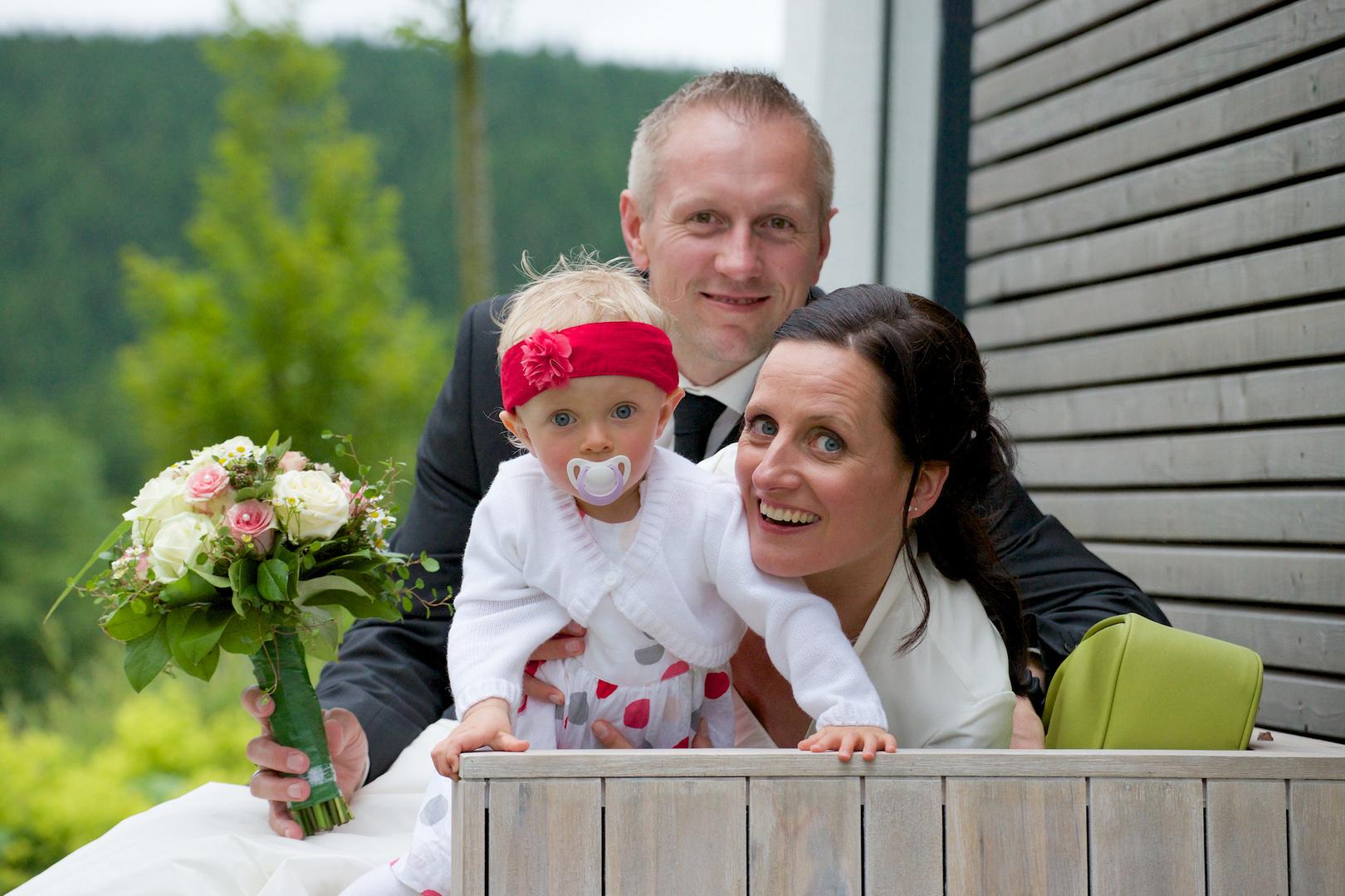 Hochzeitsfotograf in Wildewiese