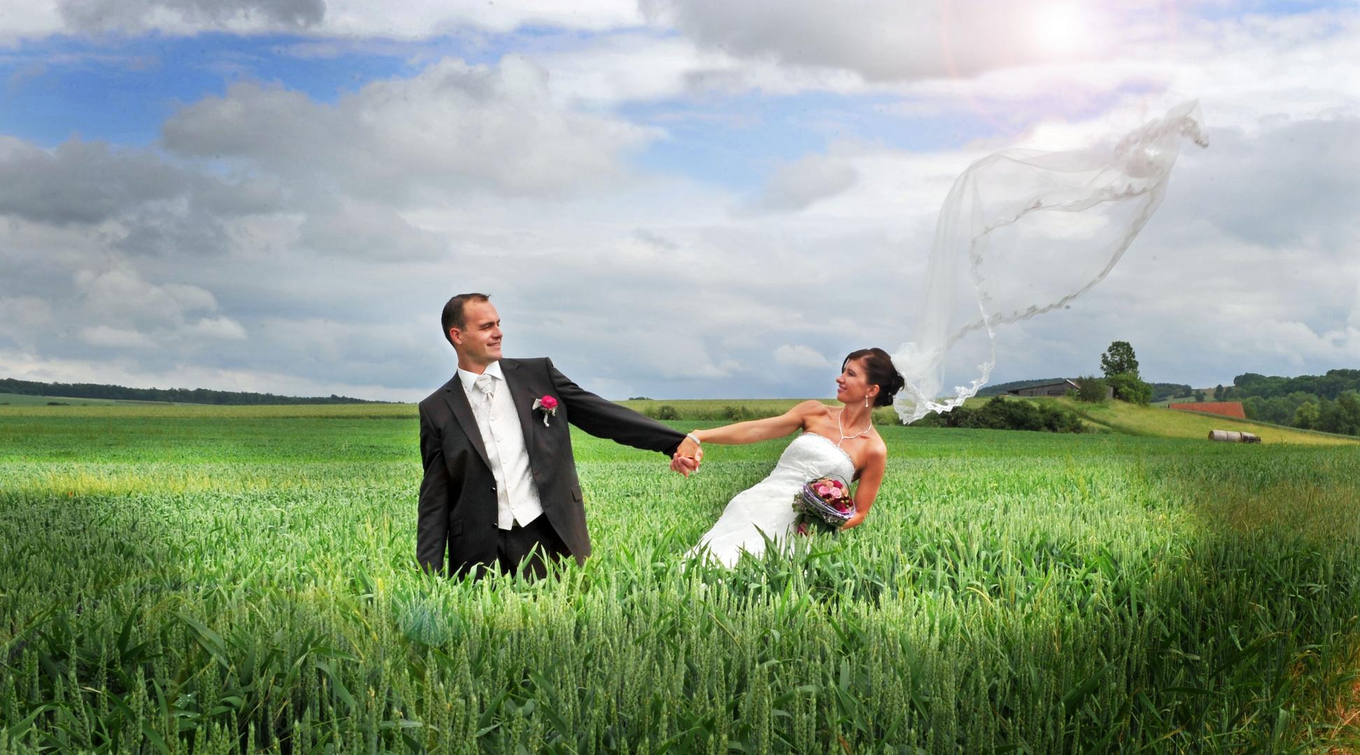 Hochzeitsfotografie Bad Kissingen