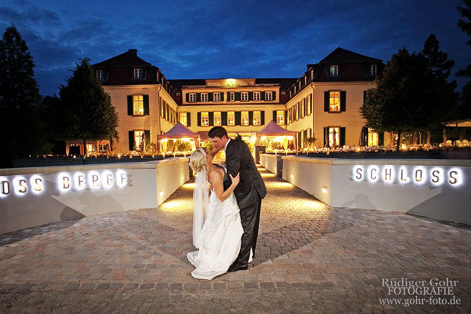 Hochzeitsfotografie Gelsenkirchen Schloss Berge