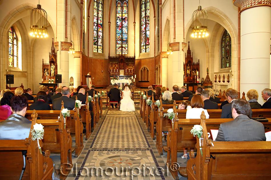 Hochzeitsfotografie Kirche