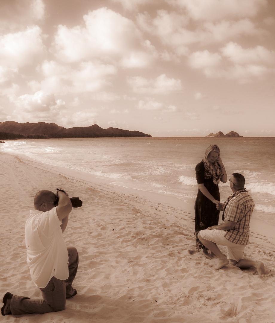 Hochzeitsfotografie mal anders :-)
