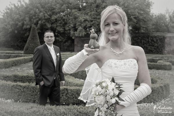 Hochzeitsfotos für Verliebte - Schloss Delitzsch