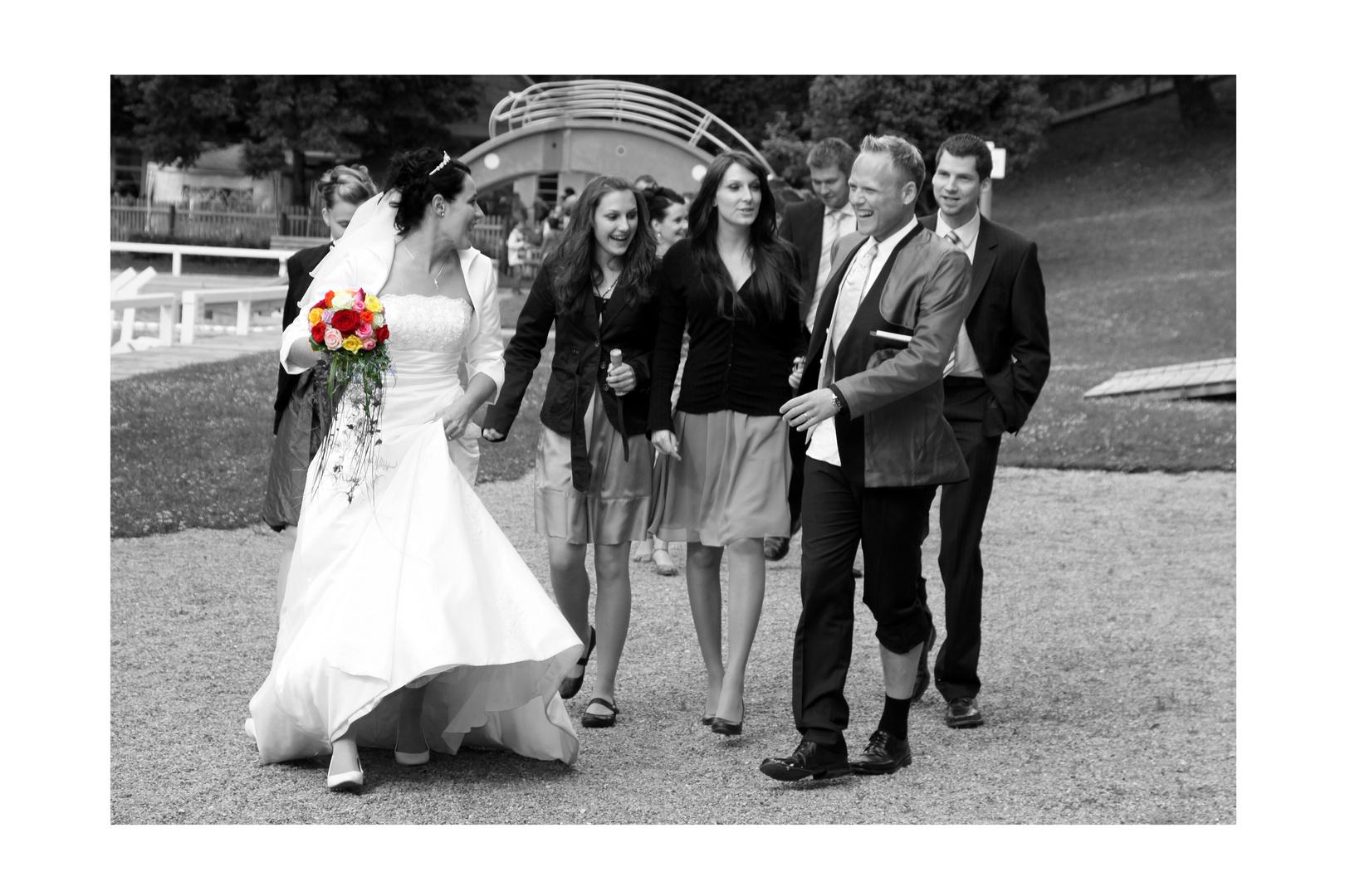 Hochzeitsglück