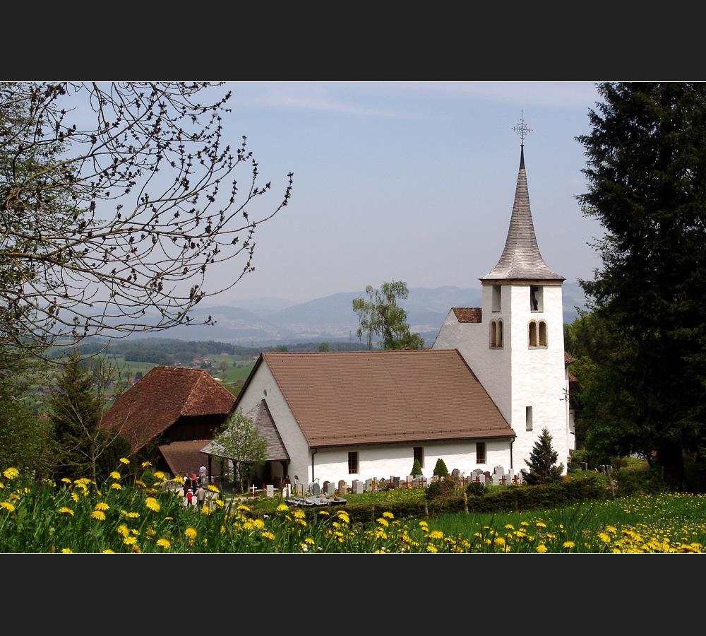 Hochzeitskirche Blumenstein