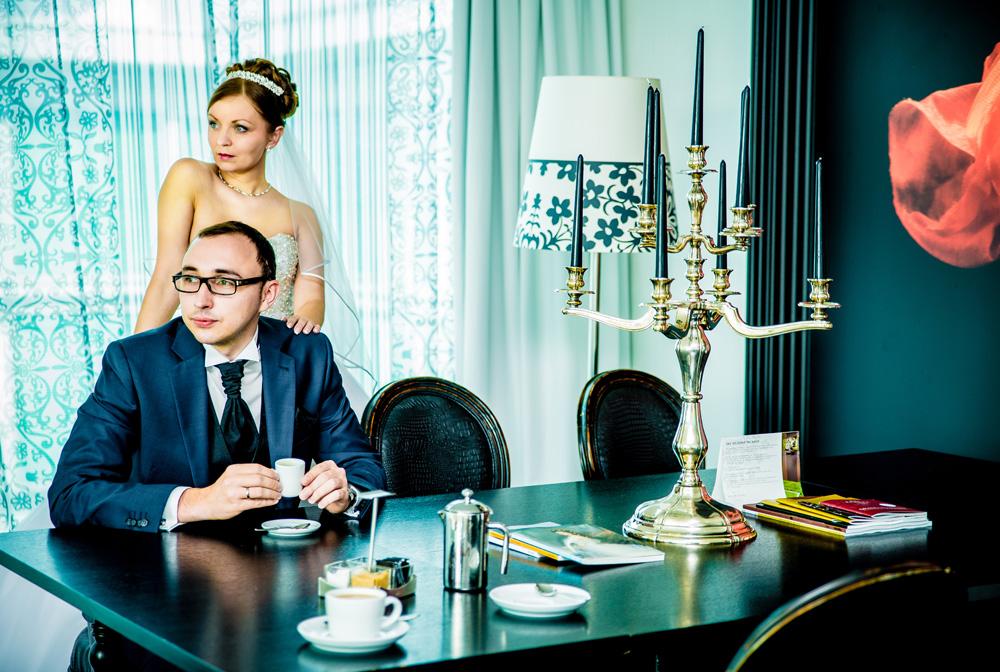 Hochzeitskoffee