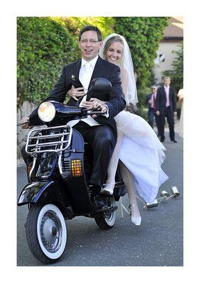 Hochzeitsroller