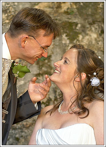 Hochzeitsshooting ..