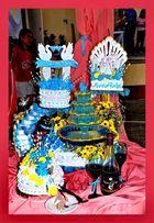 """ Hochzeitstorte "" Ibajay - Aklan - Panay 2009"