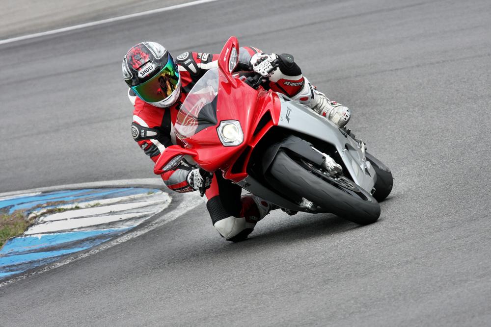 Hockenheim MV Agusta on Tour F4 1000