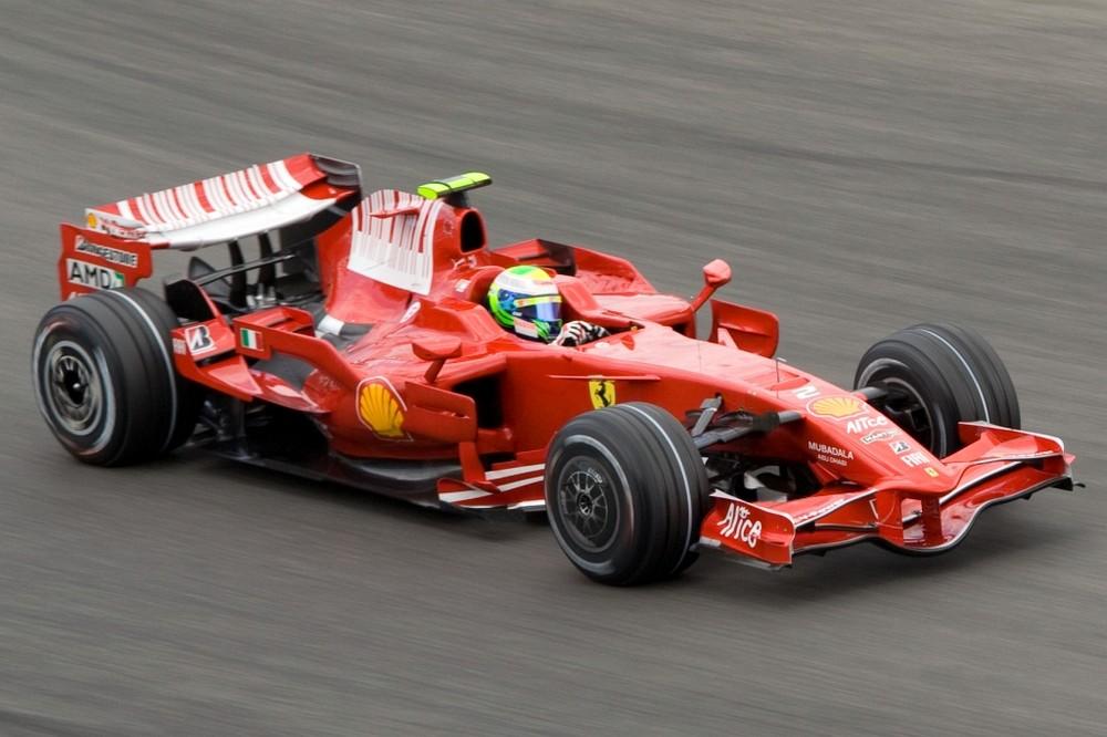 Hockenheimring 2008 Felipe Massa