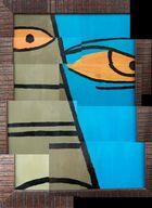 Hockney style study