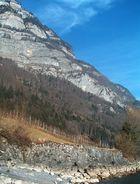 Höchste Schneegrenze der  Alpennordseite- weit über 1500 m