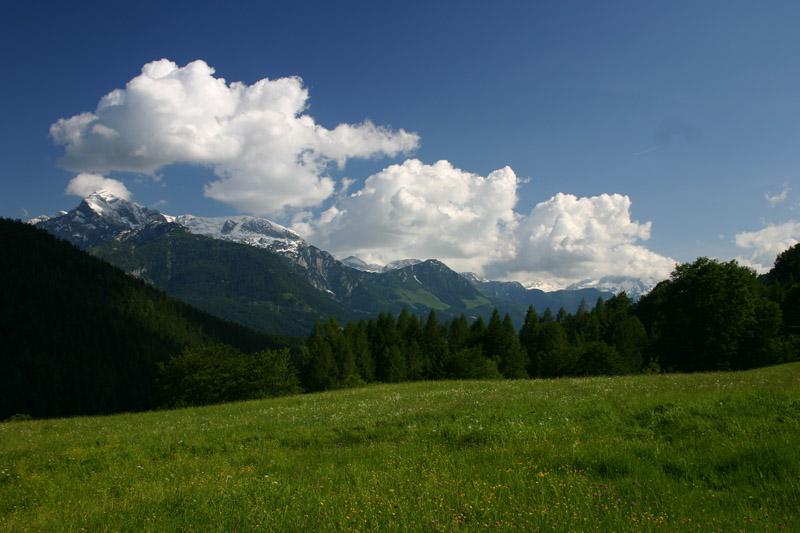 Höher Göll - 2522m