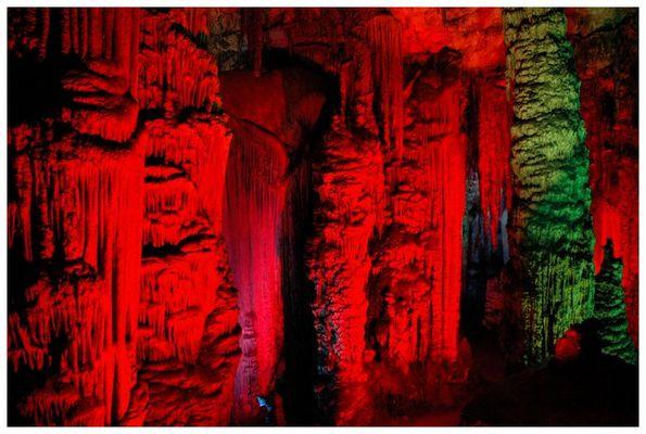 Höhle von Arta auf Mallorca