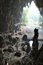 Höhlen Nord Thailand Foto Nr. 2