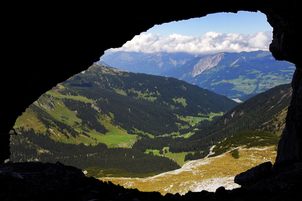Höhlenblick