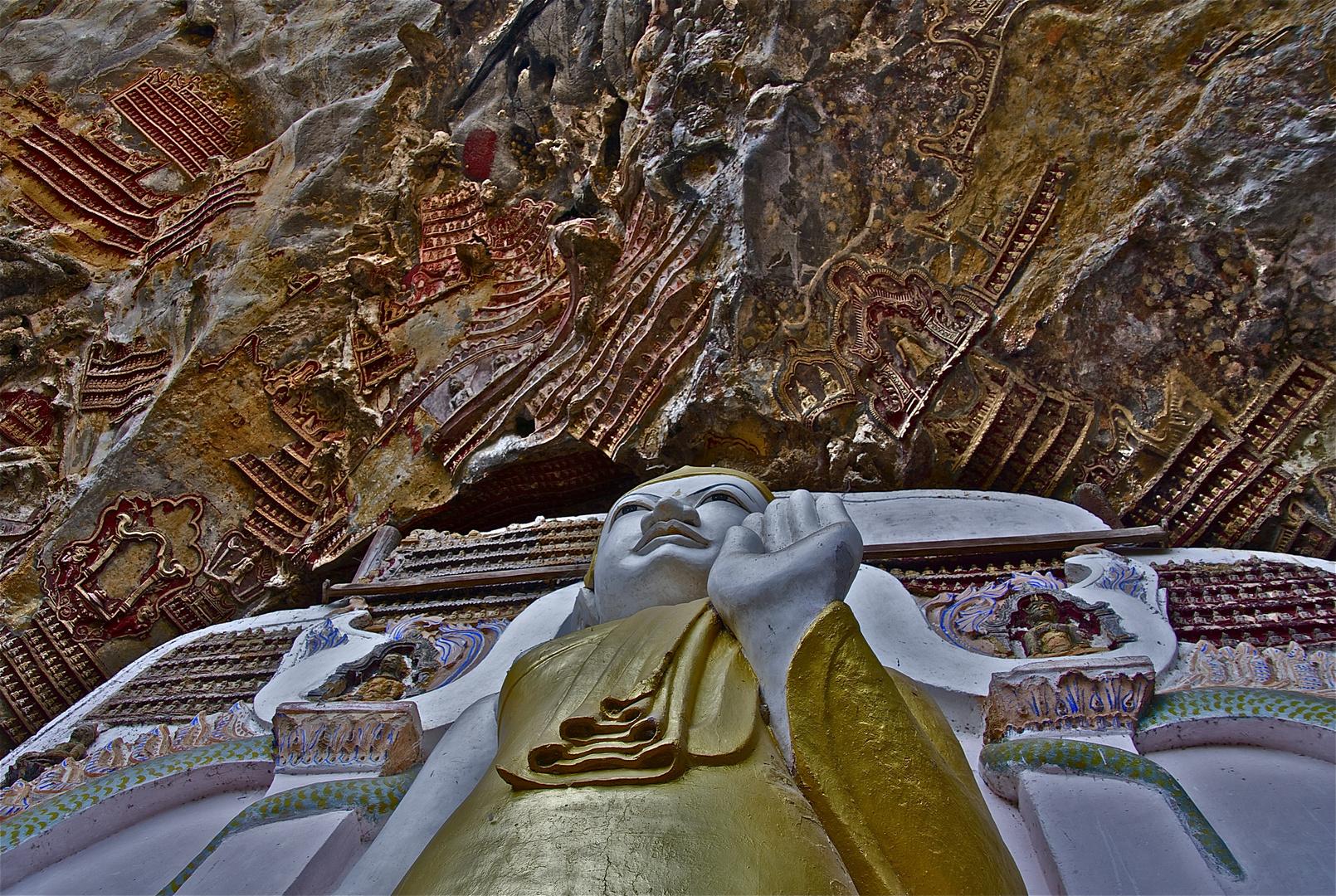 höhlenbuddha III