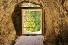 Höhlenfenster