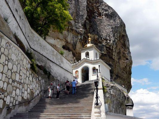 Höhlenkloster Mariä-Himmelfahrt
