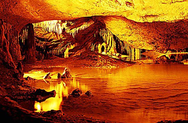 Höhlenlandschaft