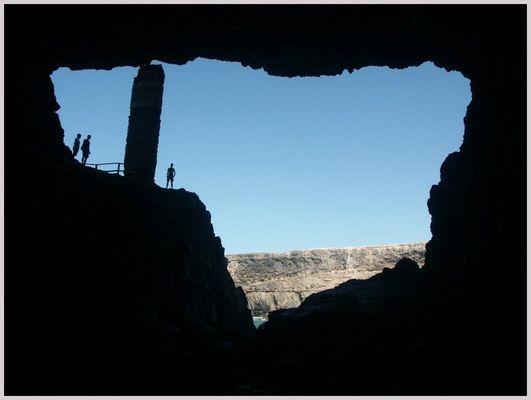 Höhlenmenschen
