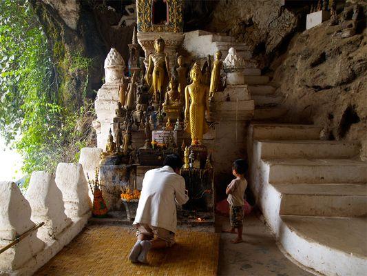 Höhlentempel