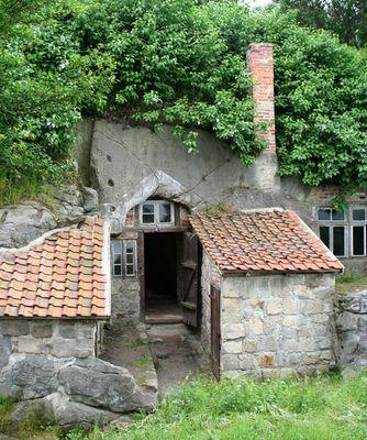 Höhlenwohnung in Langenstein/Harz