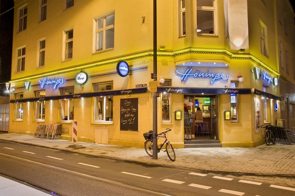 Höninger - Zollstock