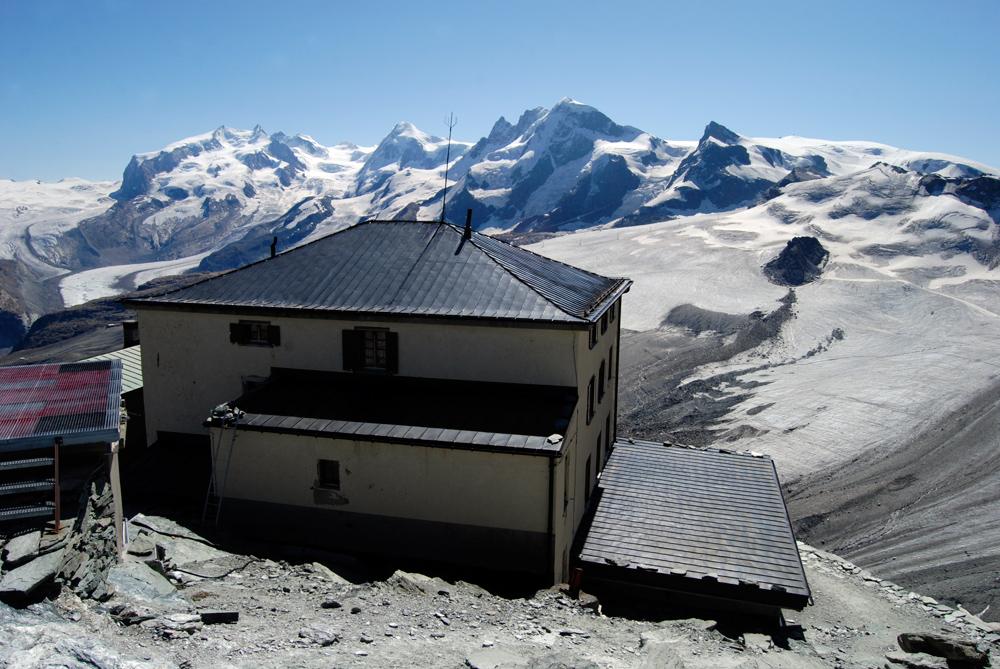 Hörnli-Hütte 3260m