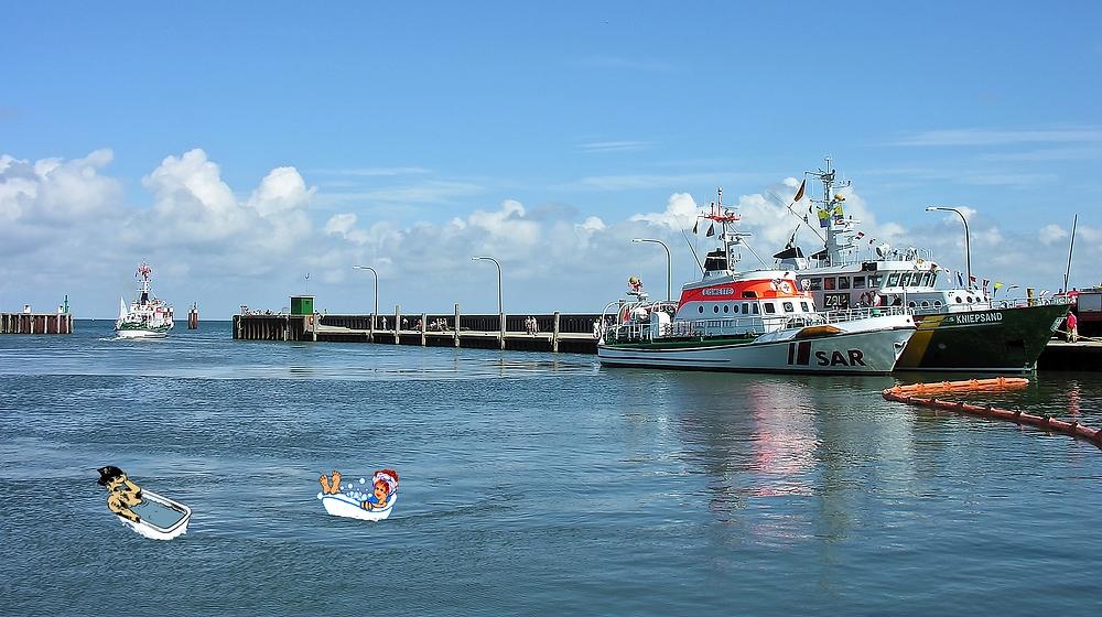 Hörnumer Hafen