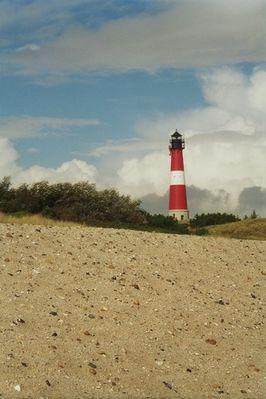 Hörnumern Leuchtturm