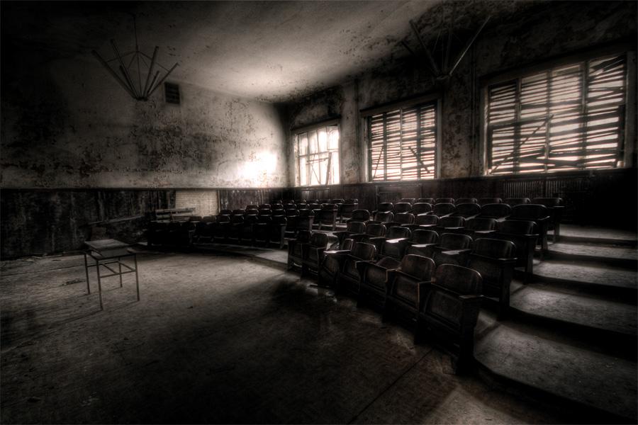 Hörsaal Beelitz-Heilstätten