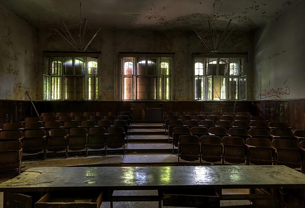 Hörsaal in Beelitz