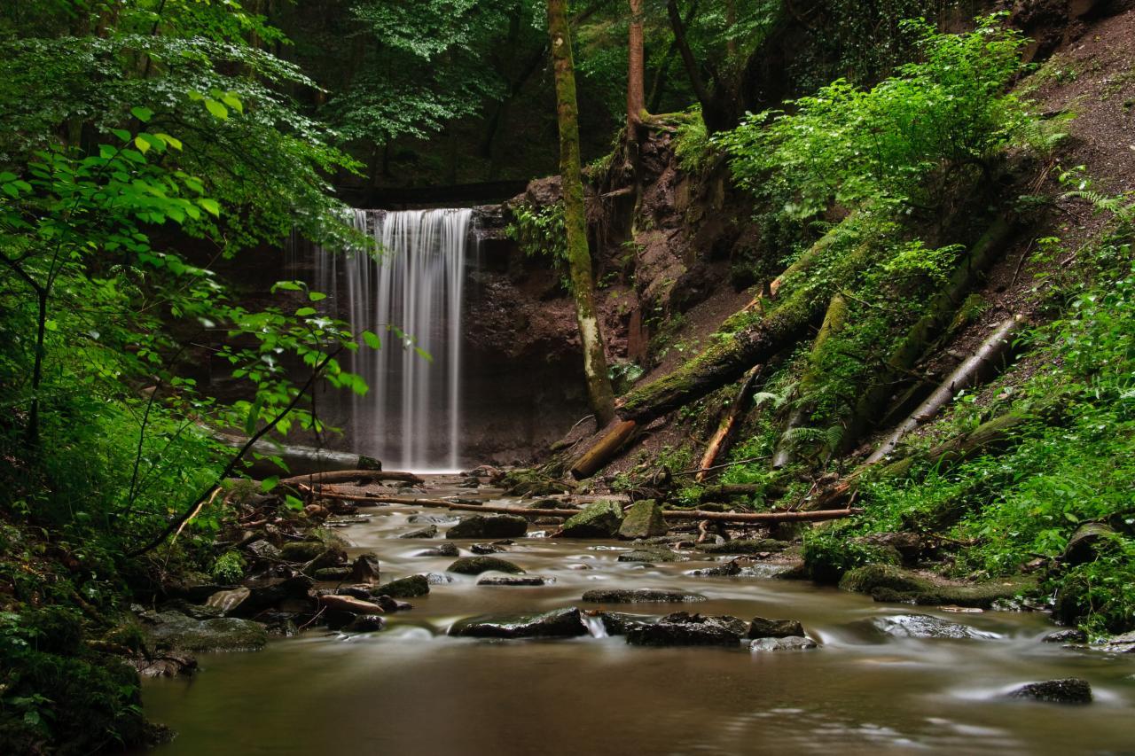 Hörschbacher Wasserfälle