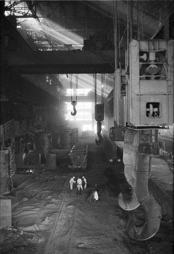 Hoesch Stahlwerk Dortmund