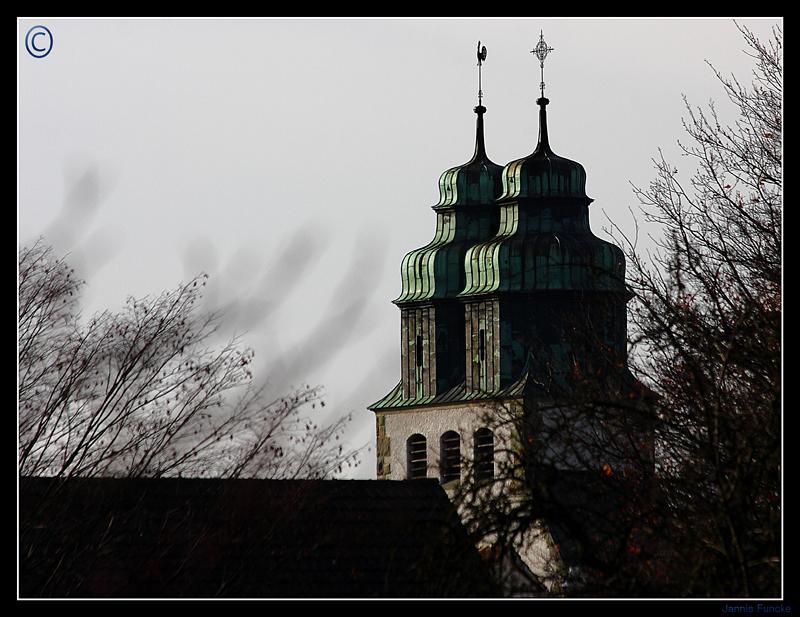 Hövelhofer Kirche