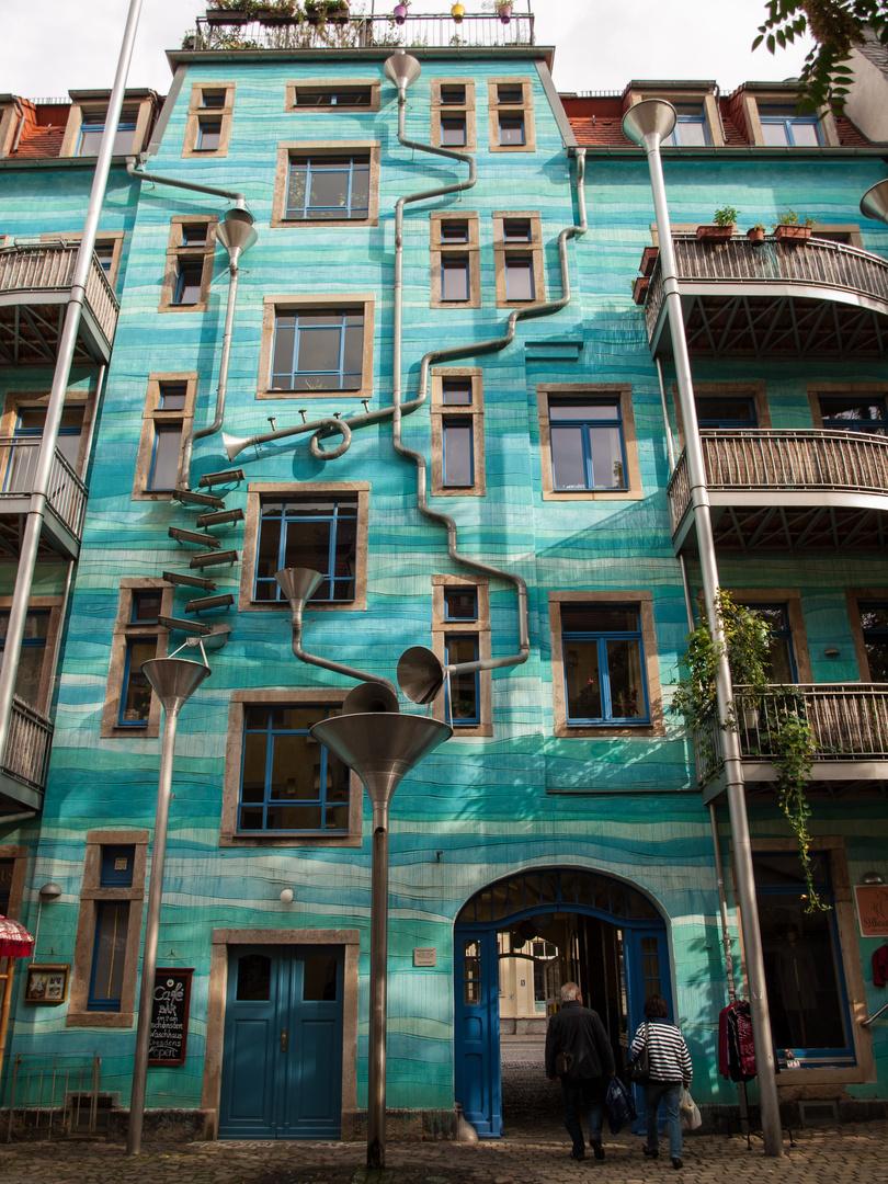 Hof der Elemente - Dresden Neustadt